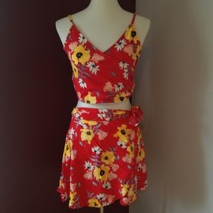 Divided Dresses - 🌺Divided 2 PIECE dress! 😍🔥
